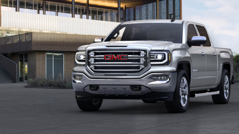 2016 GMC Sierra 1500 4x4 All Terrain X Review - Macho and Comfortable in One