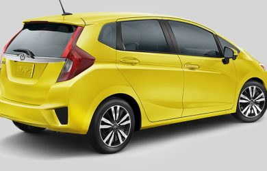 2016 Honda Fit Automatic Review - Lost Spark for Refinement