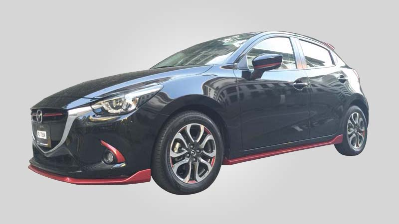 2016 Mazda 2 Midnight Edition Review - Comes Back With a Sportier Paint Job