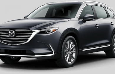 "2016 Mazda CX-9 AWD Review - Bringing the ""Sport"" in Crossover Sports Utility Vehicle"