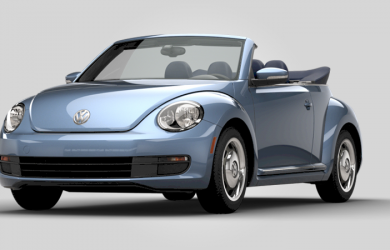 2016 Volkswagen Beetle Convertible Denim Edition Automatic Review - Going Retro