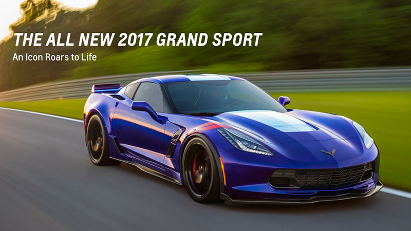 2017 Chevrolet Corvette Grand Sport Manual Review - Plenty of Value Without the Extras
