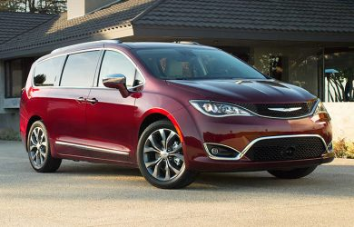 2017 Chrysler Pacifica Review - Don't Mess With This One
