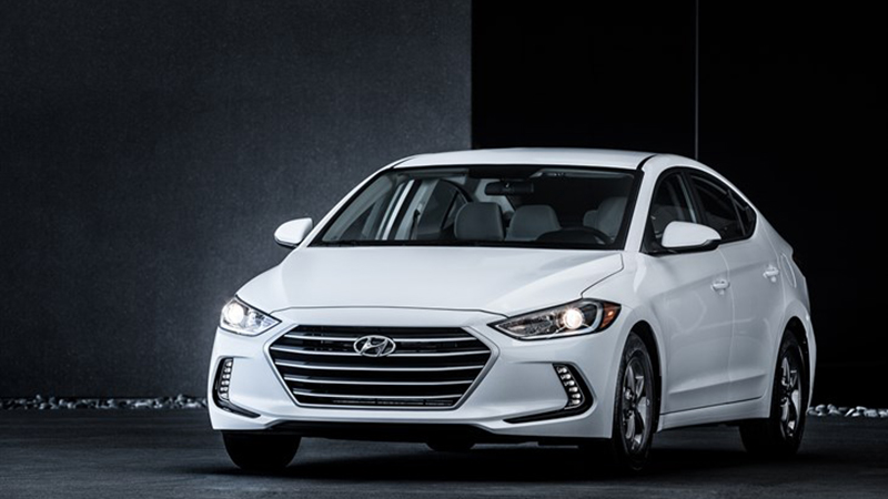 2017 Hyundai Elantra Eco 1.4T Review - All Around Performer
