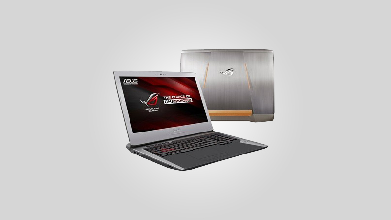 ASUS ROG G752VT Review - Gaming Laptop With a Great Screen