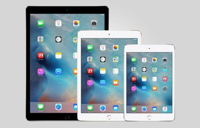 Apple - Going to Introduce Three new iPads in 2017