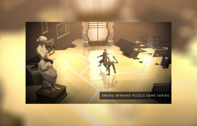 Deus Ex Go - A Satisfying and Intricate Puzzler