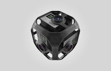 GoPro - Will Sell the Omni VR Rig on August 17