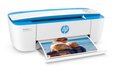HP DeskJet 3720 Review - Fit for the Home