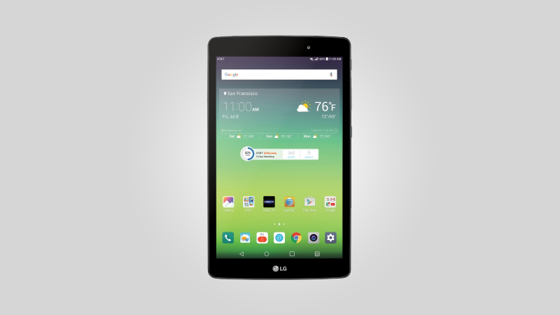 LG G Pad X 8.0 Review - A Low-End Tablet With a Catch