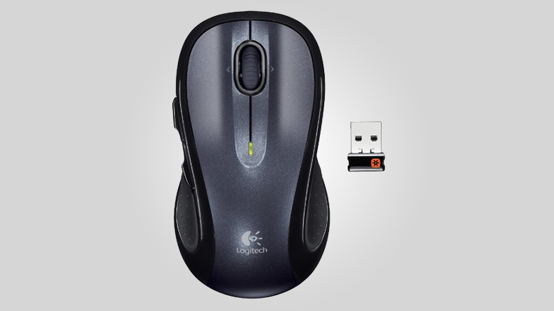 Logitech Wireless Mouse M510 Review -  It Works