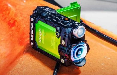 Olympus STYLUS TG-Tracker Quick Review