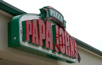 Papa John's - Out to Out-Cyber the Competition With New App