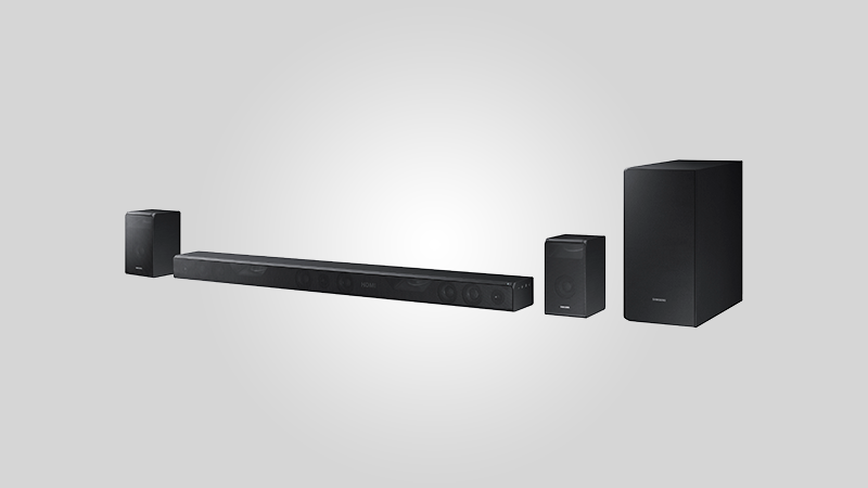 Samsung HW-K950 Soundbar with Dolby Atmos Review - Next Level Sound