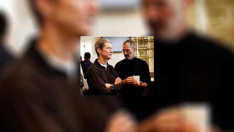 Tim Cook - Steve Jobs is Not Replaceable, by Anyone
