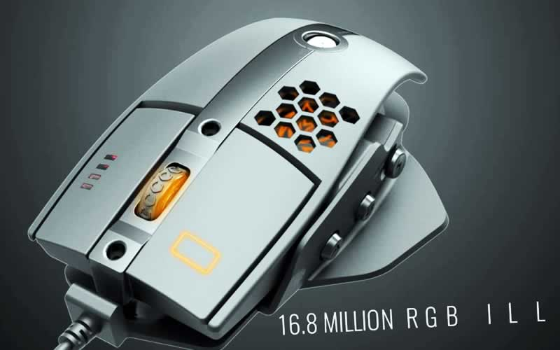 Tt eSPORTS Level 10 M Advanced Gaming Mouse Quick Review