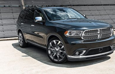2016 Dodge Durango V8 AWD Review - A Rustic Update, But in a Good Way
