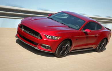 2016 Ford Mustang GT Coupe Review - More Muscle