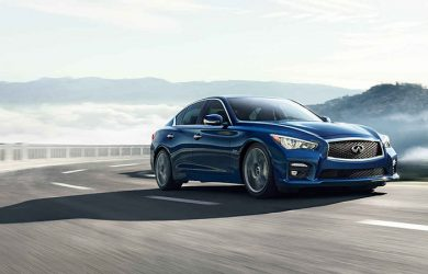 2016 Infiniti Q50S 3.0T Red Sport 400 Review - A New Engine Finds Itself a Home