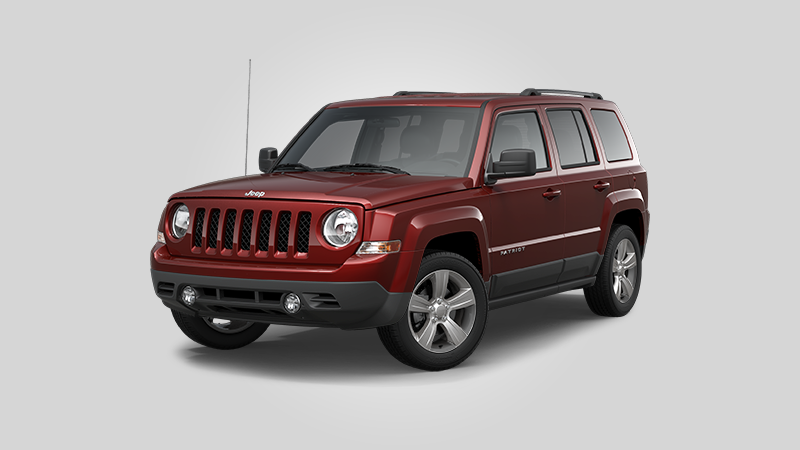 2016 Jeep Patriot 4x4 Automatic Review - It Might be its Last