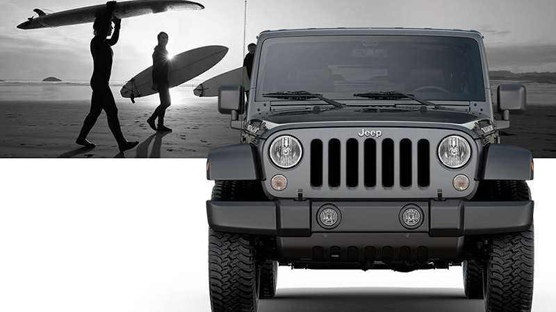 2016 Jeep Wrangler Unlimited Automatic Review - A One of a Kind Experience