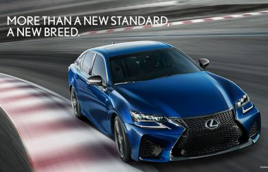 2016 Lexus GS F Review - Old School is Still Very Much Alive