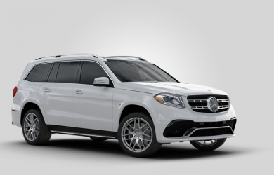 2017 Mercedes-AMG GLS63 4MATIC Review - What's in a Name?