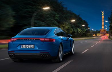 2017 Porsche Panamera Review - Gets a Major Facelift, and Then Some