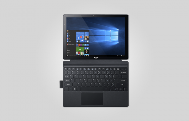 Acer Aspire Switch Alpha 12 Review - A Convertible For All Occasions