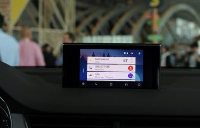 Android Auto - How to Take Screenshots