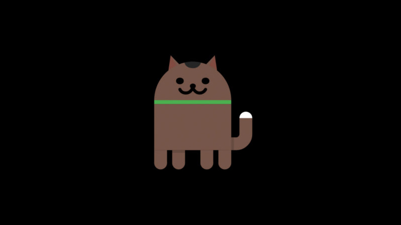 Android Neko Easter Egg How Many Cats