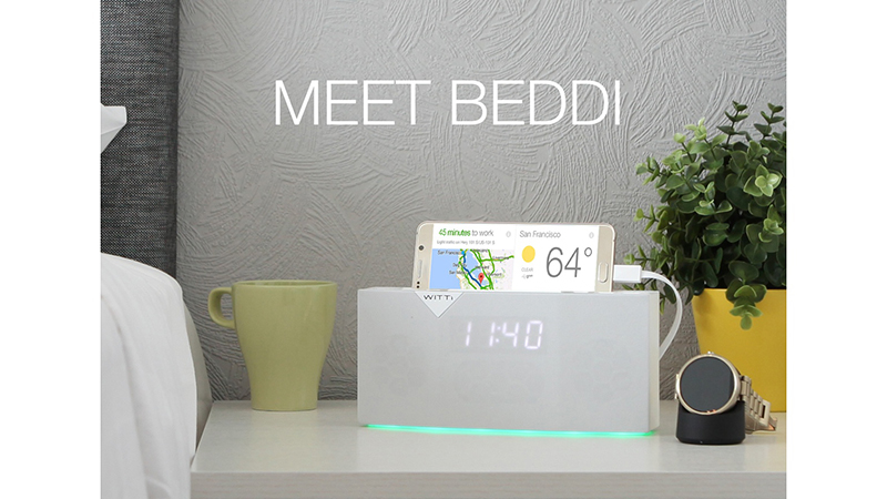Beddi Smart Alarm Clock Review - A Smart Way to Start the Day