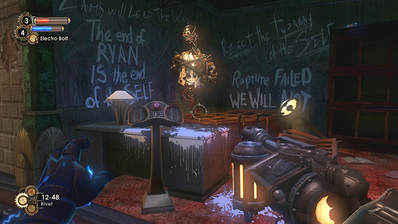 BioShock: The Collection - Upgrading to the Remastered Versions