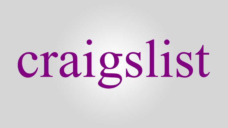 Craigslist - How to Sell Your Old Gadgets