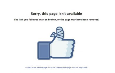 Facebook - Stopping 9/11 Anniversary Due to Hoax Story