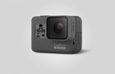 GoPro Hero5 Black Review - The Action Camera That Can Hear You
