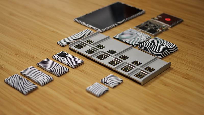 Google - Project Ara Fails