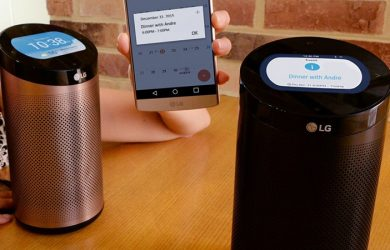 LG SmartThinQ Hub - Placing Alexa on Just About Everything