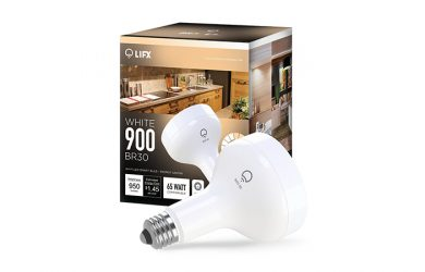 Lifx White 900 BR30 Wi-Fi LED Smart Bulb Review - Simplicity is Key