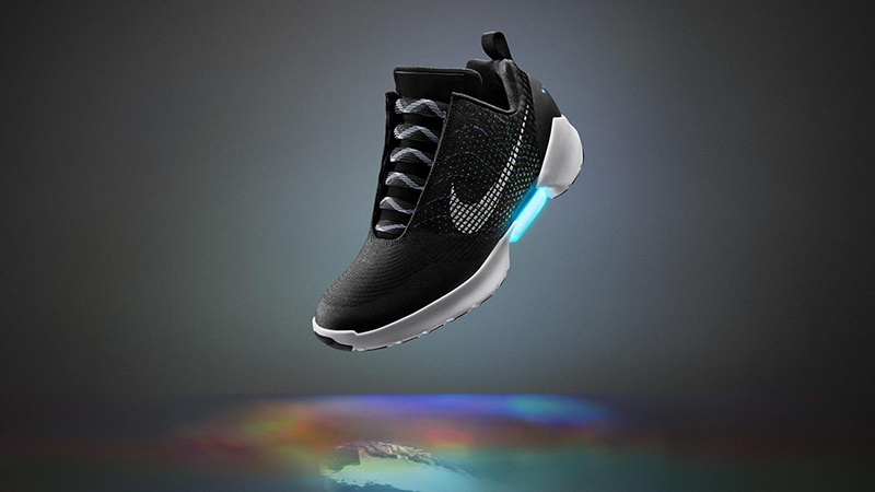 Nike - HyperAdapt 1.0 Self-Lacing Sneakers to Hit US Stores in November 2016