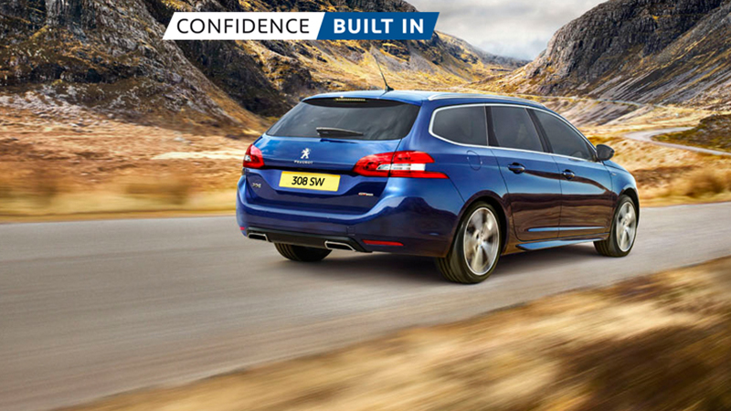 Peugeot 308 SW 1.6L Diesel Station Wagon Allure Review - Practically Excellent