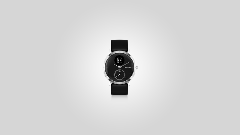 Withings Steel HR Review - Heart-Rate Monitoring Watch