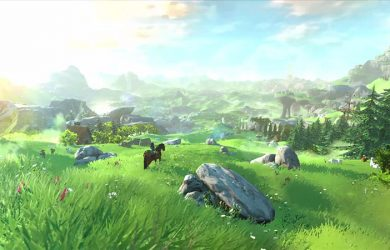 Zelda: Breath of the Wild - New Videos Showcases Cooking Feature