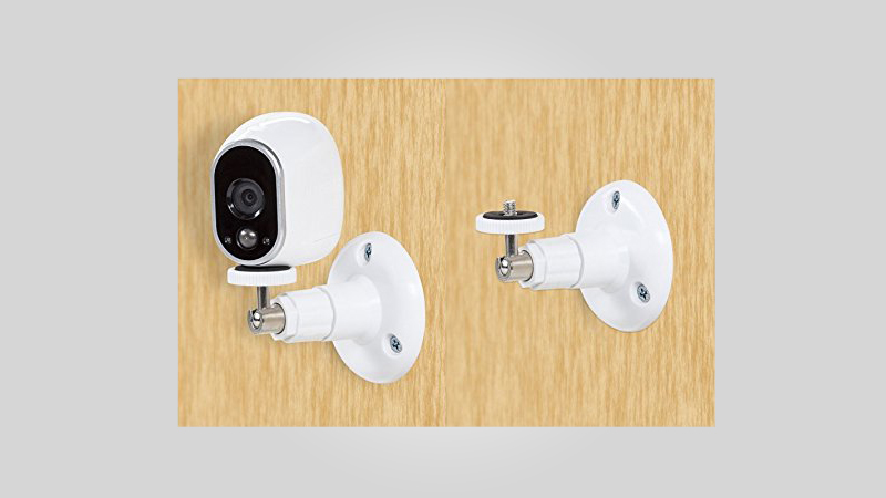 Adjustable Security Wall Mount for Arlo Cam by Dropcessories Review - Does What it Says