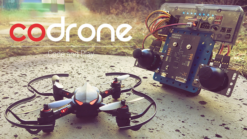 CoDrone - The World's First Programmable Consumer Quadcopter