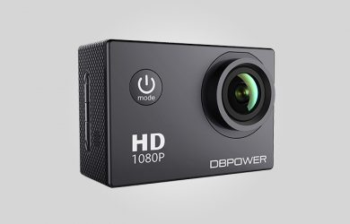 DBPOWER Waterproof Action Camera Review - It's Literally a Steal