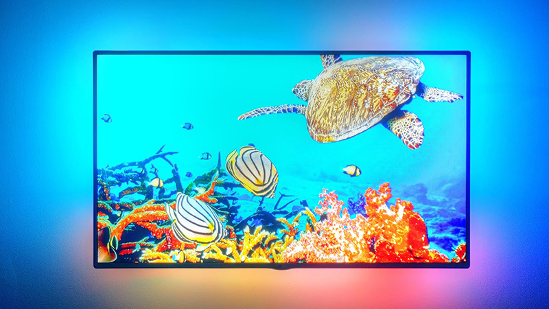 DreamScreen - LED Backlighting for any TV With HDMI