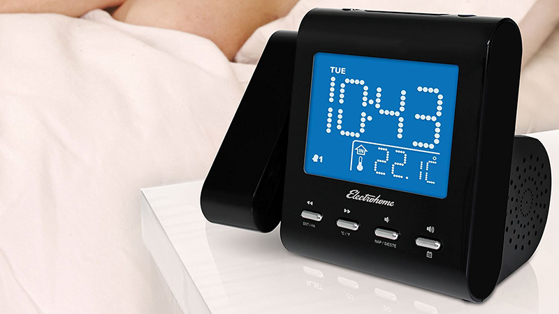Electrohome Projection EAAC601 Review - Adjusting to Your Sleeping Habits