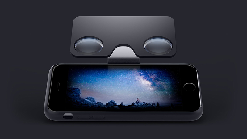 Figment VR iPhone Case Review - Close, But no Cigar