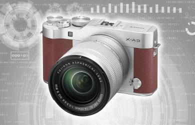 Fujifilm X-A3 - Mirrorless Camera Review